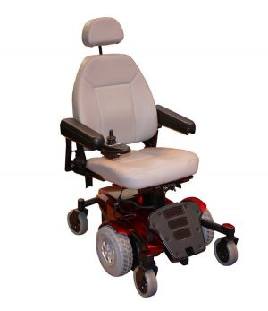 Power Mobility Devices & Wheelchairs